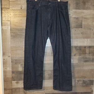 Sean John Hamilton relaxed dark sz 40 jeans